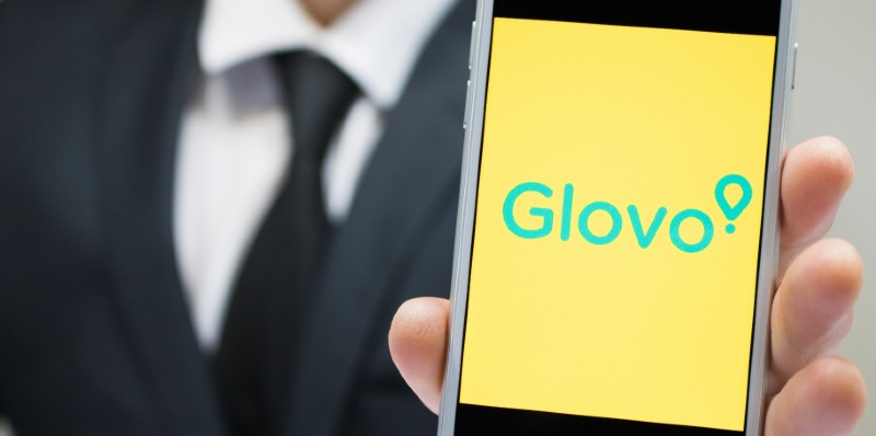 Contacter Glovo
