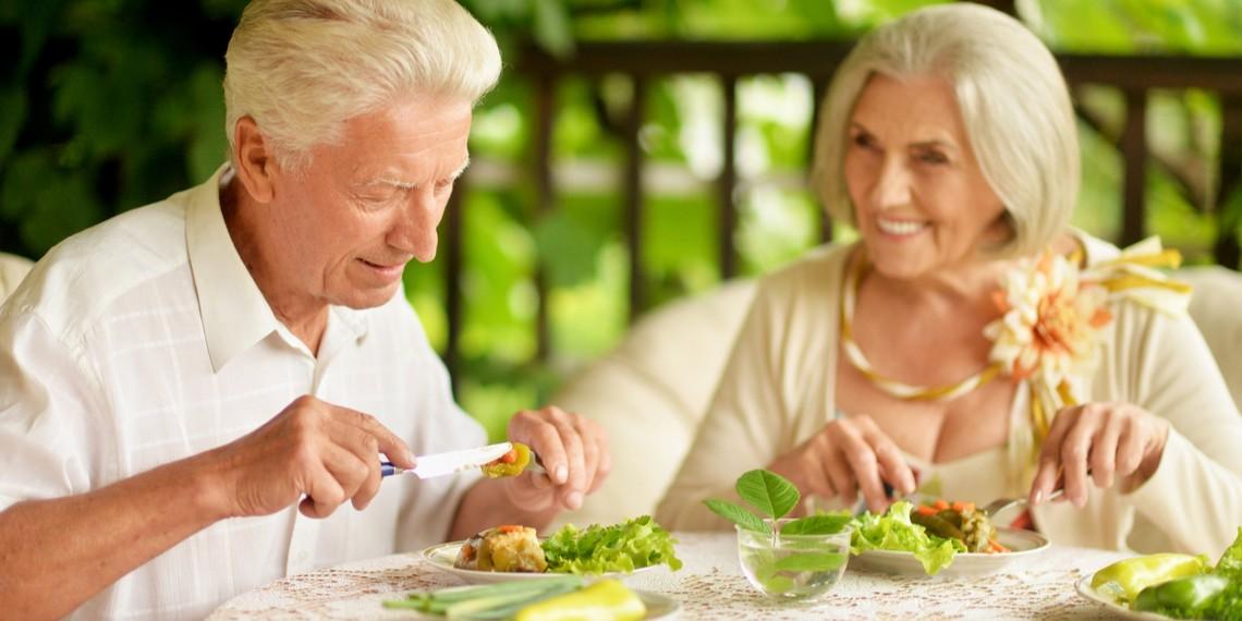 La poste livre les repas des seniors