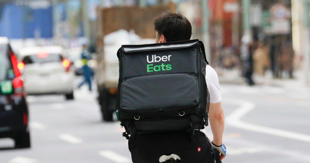 Uber Eats : aucun coursier à proximité